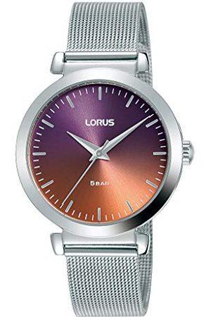 Lorus Dam analog kvartsklocka med rostfritt stål armband RG211RX9