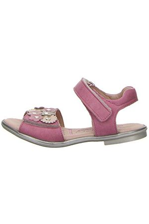 Däumling Djumling flicka ros öppna sandaler, Fortuna Begonia36 EU