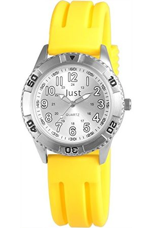 Just Watches Unisex-armbandsur analog kvarts gummi 48-S8021-YL