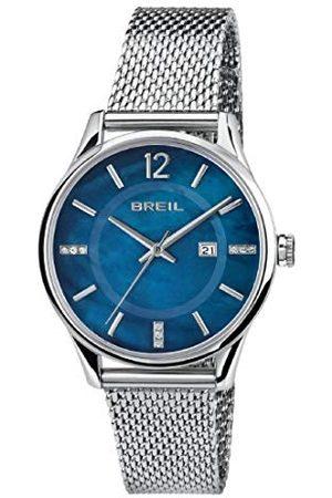 Breil Dam analog kvarts smartklocka armbandsur med rostfritt stål armband TW1722