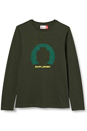 LEGO Wear Pojkar Lwtobias långärmad tröja Explorer t-shirt