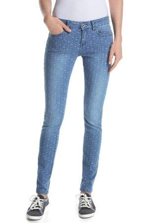 Esprit Dam skinny jeans laserprint
