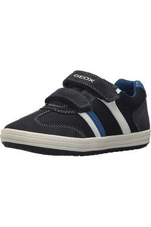 Geox Pojkar Jr Vita B låg-topp sneaker, tegel38 EU