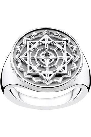 Thomas Sabo Unisex silver förlovningsring – D_TR0041-714-11-62