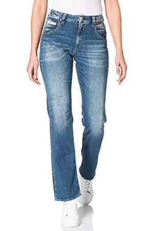 Herrlicher Hi Straight Cashmere Touch Denim Jeans
