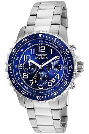 Invicta 6621 Specialty herrklocka rostfritt stål kvarts blå urtavla