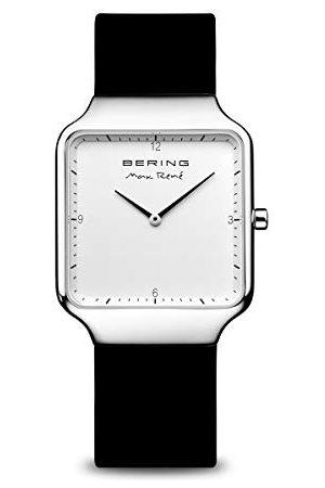Bering Analog kvartsklocka med silikonarmband 15832-404