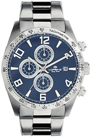 Stadlbauer Lorenz herr Chronograph kvartsklocka med rostfritt stål armband 030043BB