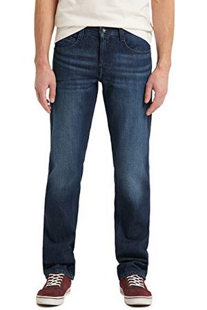 Mustang Herr Oregon Straight Jeans