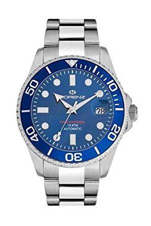 Stadlbauer Lorenz herr analog automatisk klocka med rostfritt stål armband 030081CC