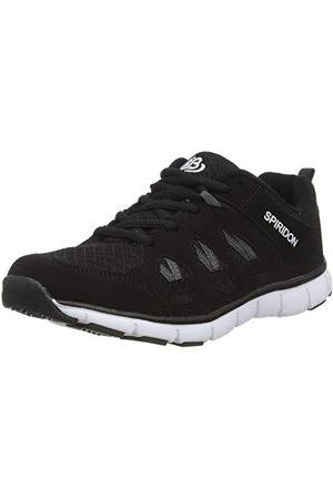 BRUTTING Bruetting Spiridon Fit 591019 pojkar sneaker, vit34 EU