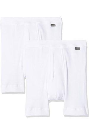 Schiesser Herr byxor korta shorts (2-pack)