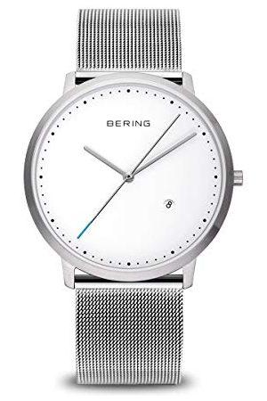 Bering Unisex armbandsur analog kvarts rostfritt stål 11139-004