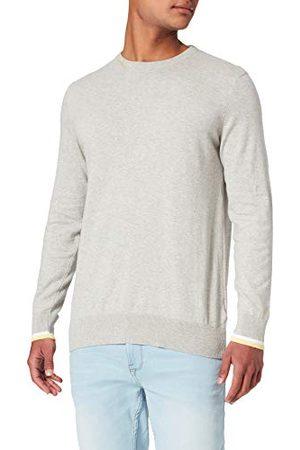 Mexx Män med kontrast tippar at The Sleeves pullover tröja