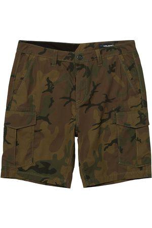"Volcom Miter III Cargo 20"" Shorts camouflage"