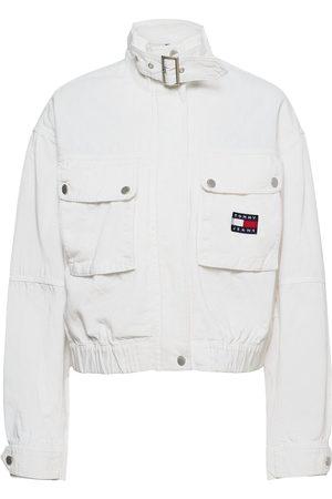 Tommy Hilfiger Tjw Crop Utility Jacket Jeansjacka Denimjacka