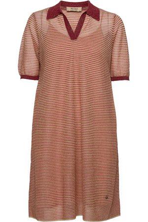 Mos Mosh Vinola Knit Dress Dresses Everyday Dresses Beige