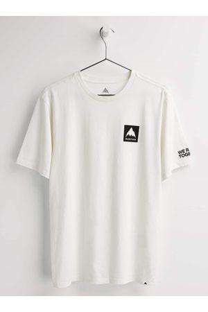 Burton Man Kortärmade - Mountain Mark kortärmad t-shirt för herrar