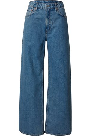 Weekday Kvinna Jeans - Jeans 'Ace Summer