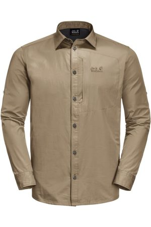 Jack Wolfskin Men's Lakeside Roll-up Shirt