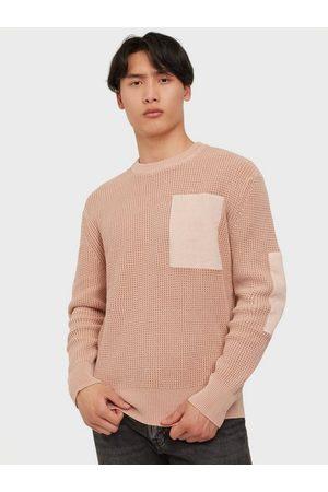 NEUW Man Stickade tröjor - Gore Surplus Knit Tröjor Peach