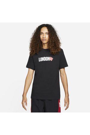 Nike Kortärmad t-shirt Jordan London för män