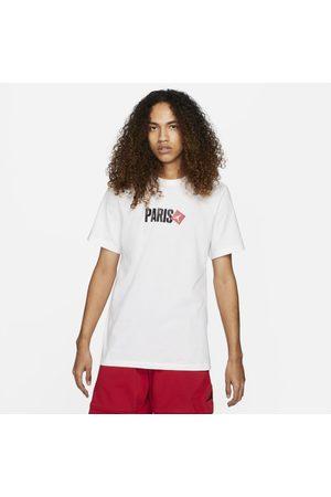 Nike Man Kortärmade - Kortärmad t-shirt Jordan Paris för män