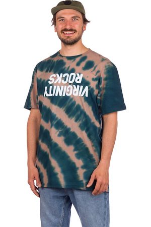 Danny Duncan Mirrored T-Shirt navy
