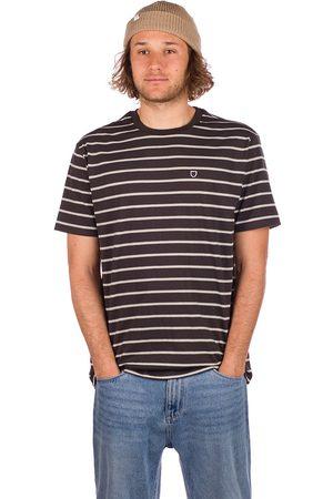 Brixton Hilt Shield T-Shirt washed black