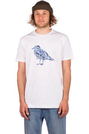 cleptomanicx Jack Gullock T-Shirt white
