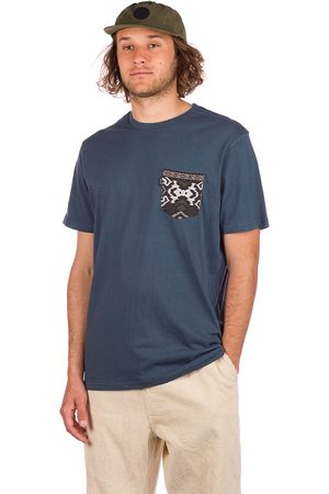 Rip Curl Pocket Ica T-Shirt washed navy