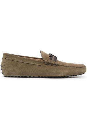 Tod's Gommino Picot loafers med remdetalj
