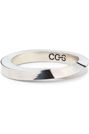 CC Steding Square wire twisted ring