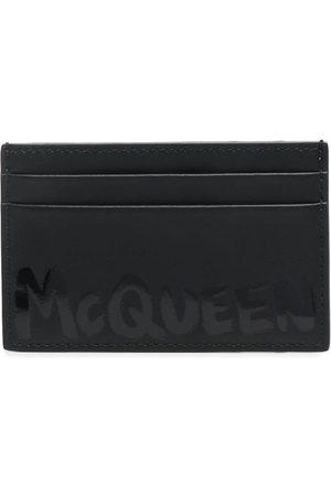Alexander McQueen Man Plånböcker - Korthållare med logotyp