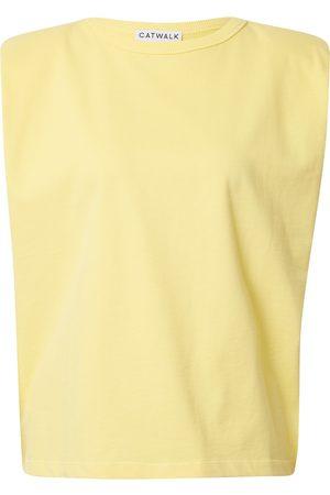 Catwalk Junkie Kvinna T-shirts - Topp 'VERA