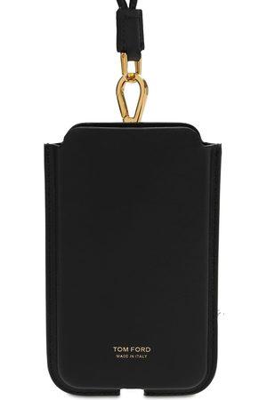 Tom Ford Man Mobilskal - Logo Phone Cover W/neck Strap