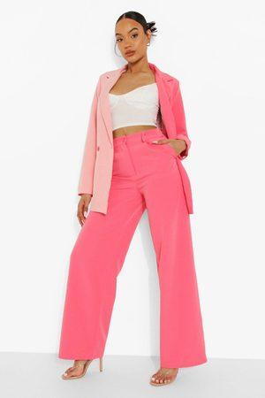 Boohoo Kostymbyxor Med Vida Ben, Pink