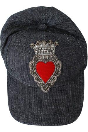 Dolce & Gabbana Crystal Heart Baseball Cap