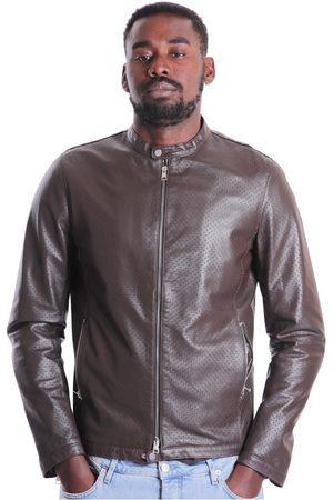 D.A. Daniele Alessandrini Leather Jacket