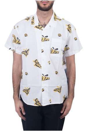 Obey Camicia Butterfly