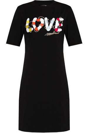 Love Moschino Printed dress