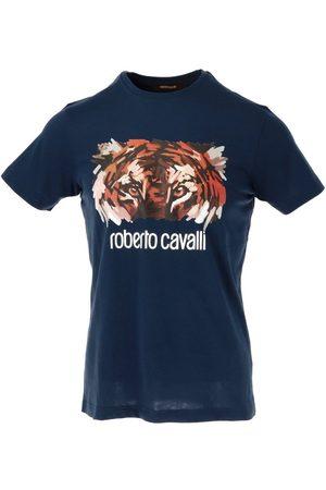 Roberto Cavalli Kvinna T-shirts - T-shirt