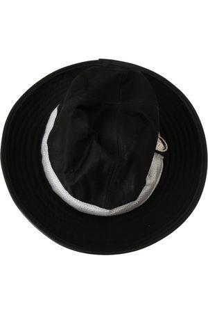 Costume National Classic Wide Brim Floppy Panama Hat