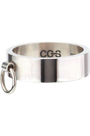 CC Steding Man Ringar - Knock flat band ring