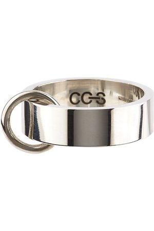 CC Steding Man Ringar - O-ring flat band ring