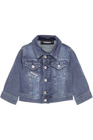 Diesel Janob Jjj Jacket Outerwear Jackets & Coats Denim & Corduroy Blå
