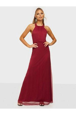 NLY Eve Kvinna Festklänningar - Endless Summer gown Maxiklänningar Burgundy