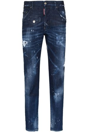 Dsquared2 Man Slim - Skater slim-fit jeans