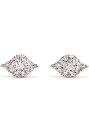 Djula Diamantörhängen i 18K roséguld