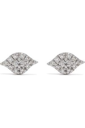 Djula Diamantörhängen i 18K vitguld